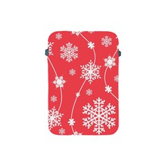 Winter Pattern 9 Apple Ipad Mini Protective Soft Cases by tarastyle