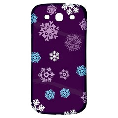Winter Pattern 10 Samsung Galaxy S3 S Iii Classic Hardshell Back Case by tarastyle