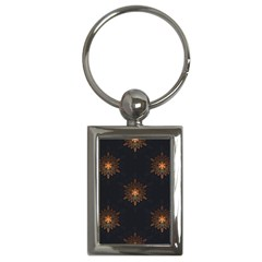 Winter Pattern 11 Key Chains (rectangle)  by tarastyle
