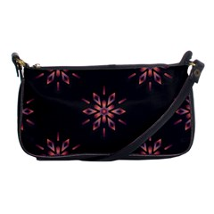 Winter Pattern 12 Shoulder Clutch Bags by tarastyle