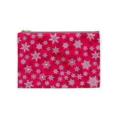 Winter Pattern 13 Cosmetic Bag (medium)  by tarastyle