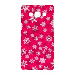 Winter Pattern 13 Samsung Galaxy A5 Hardshell Case  by tarastyle