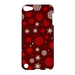Winter Pattern 14 Apple Ipod Touch 5 Hardshell Case by tarastyle