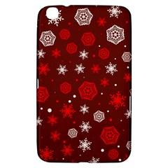 Winter Pattern 14 Samsung Galaxy Tab 3 (8 ) T3100 Hardshell Case  by tarastyle