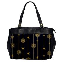 Winter Pattern 15 Office Handbags by tarastyle