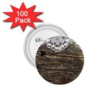 Shabbychicwoodwall 1.75  Buttons (100 pack)