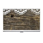 Shabbychicwoodwall Business Card Holders
