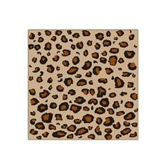 Leopard Print Satin Bandana Scarf by TRENDYcouture