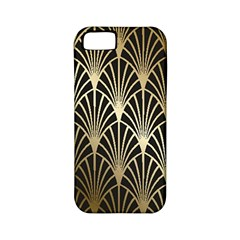 Art Deco Apple Iphone 5 Classic Hardshell Case (pc+silicone) by 8fugoso