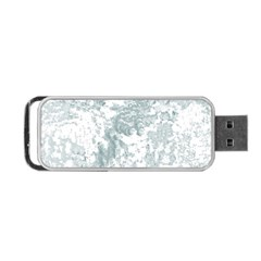Countryblueandwhite Portable Usb Flash (two Sides) by theunrulyartist
