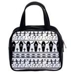 Halloween pattern Classic Handbags (2 Sides)