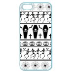 Halloween pattern Apple Seamless iPhone 5 Case (Color)