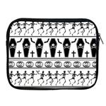 Halloween pattern Apple iPad 2/3/4 Zipper Cases