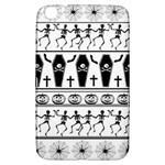 Halloween pattern Samsung Galaxy Tab 3 (8 ) T3100 Hardshell Case