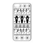 Halloween pattern Apple iPhone 5C Seamless Case (White)