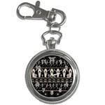 Halloween pattern Key Chain Watches
