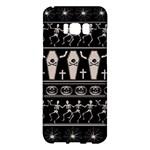 Halloween pattern Samsung Galaxy S8 Plus Hardshell Case
