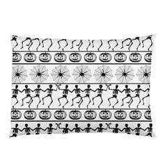 Halloween Pattern Pillow Case by ValentinaDesign