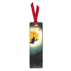 Halloween Landscape Small Book Marks by ValentinaDesign