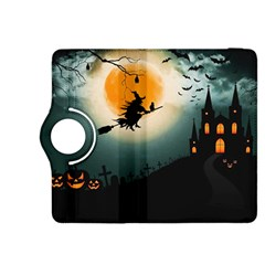 Halloween Landscape Kindle Fire Hdx 8 9  Flip 360 Case by ValentinaDesign