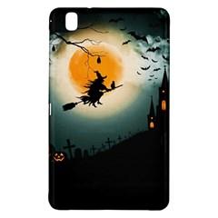 Halloween Landscape Samsung Galaxy Tab Pro 8 4 Hardshell Case by ValentinaDesign