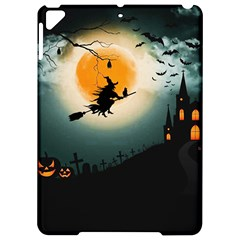 Halloween Landscape Apple Ipad Pro 9 7   Hardshell Case by ValentinaDesign