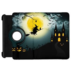 Halloween Landscape Kindle Fire Hd 7  by ValentinaDesign