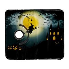 Halloween Landscape Galaxy S3 (flip/folio) by ValentinaDesign