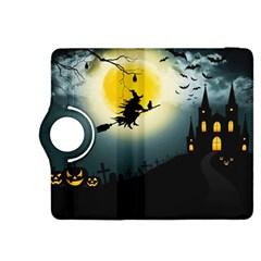 Halloween Landscape Kindle Fire Hdx 8 9  Flip 360 Case by ValentinaDesign