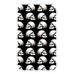 Halloween Skull Pattern Memory Card Reader by ValentinaDesign