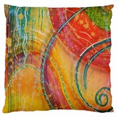 Img 5782 Large Cushion Case (one Side) by CreativeSoul