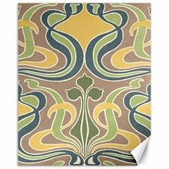 Art Nouveau Canvas 16  X 20   by 8fugoso