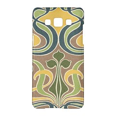 Art Nouveau Samsung Galaxy A5 Hardshell Case  by Love888