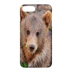 Baby Bear Animals Apple Iphone 7 Plus Hardshell Case by Mariart