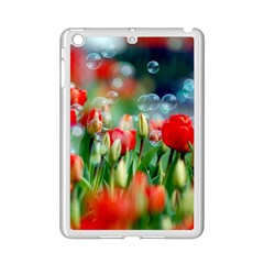 Colorful Flowers Ipad Mini 2 Enamel Coated Cases by Mariart