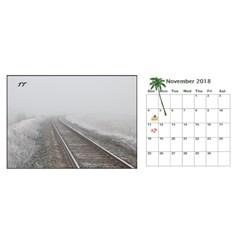 Donbrad3 By Nancy White   Desktop Calendar 11  X 5    24otk4k3nalt   Www Artscow Com Nov 2018
