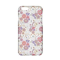 Flower Floral Sunflower Rose Purple Red Star Apple Iphone 6/6s Hardshell Case by Mariart