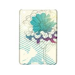 Flower Rose Purple Sunflower Lotus Ipad Mini 2 Hardshell Cases by Mariart
