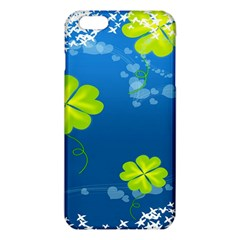 Flower Shamrock Green Blue Sexy Iphone 6 Plus/6s Plus Tpu Case by Mariart