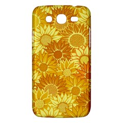 Flower Sunflower Floral Beauty Sexy Samsung Galaxy Mega 5 8 I9152 Hardshell Case  by Mariart