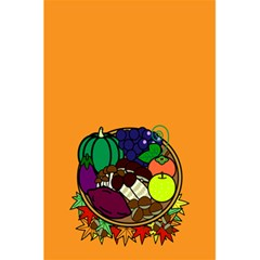 Healthy Vegetables Food 5 5  X 8 5  Notebooks by Mariart