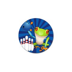 Tree Frog Bowling Golf Ball Marker (10 Pack) by crcustomgifts