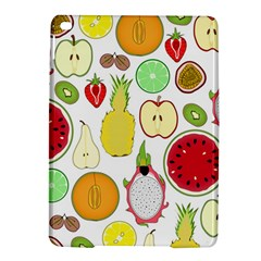 Mango Fruit Pieces Watermelon Dragon Passion Fruit Apple Strawberry Pineapple Melon Ipad Air 2 Hardshell Cases by Mariart