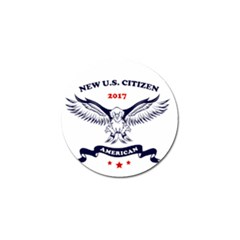 New U S  Citizen Eagle 2017  Golf Ball Marker by crcustomgifts