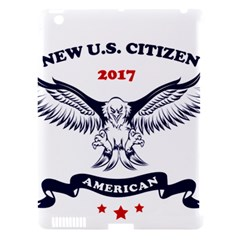 New U S  Citizen Eagle 2017  Apple Ipad 3/4 Hardshell Case (compatible With Smart Cover) by crcustomgifts