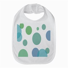 Polka Dots Blue Green White Amazon Fire Phone by Mariart