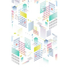 Layer Capital City Building 5 5  X 8 5  Notebooks by Mariart