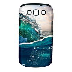 Sea Wave Waves Beach Water Blue Sky Samsung Galaxy S Iii Classic Hardshell Case (pc+silicone) by Mariart