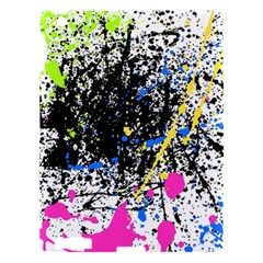 Spot Paint Pink Black Green Yellow Blue Sexy Apple Ipad 3/4 Hardshell Case by Mariart