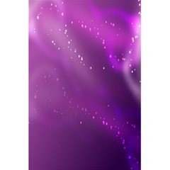 Space Star Planet Galaxy Purple 5 5  X 8 5  Notebooks by Mariart